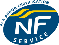 logo nf service